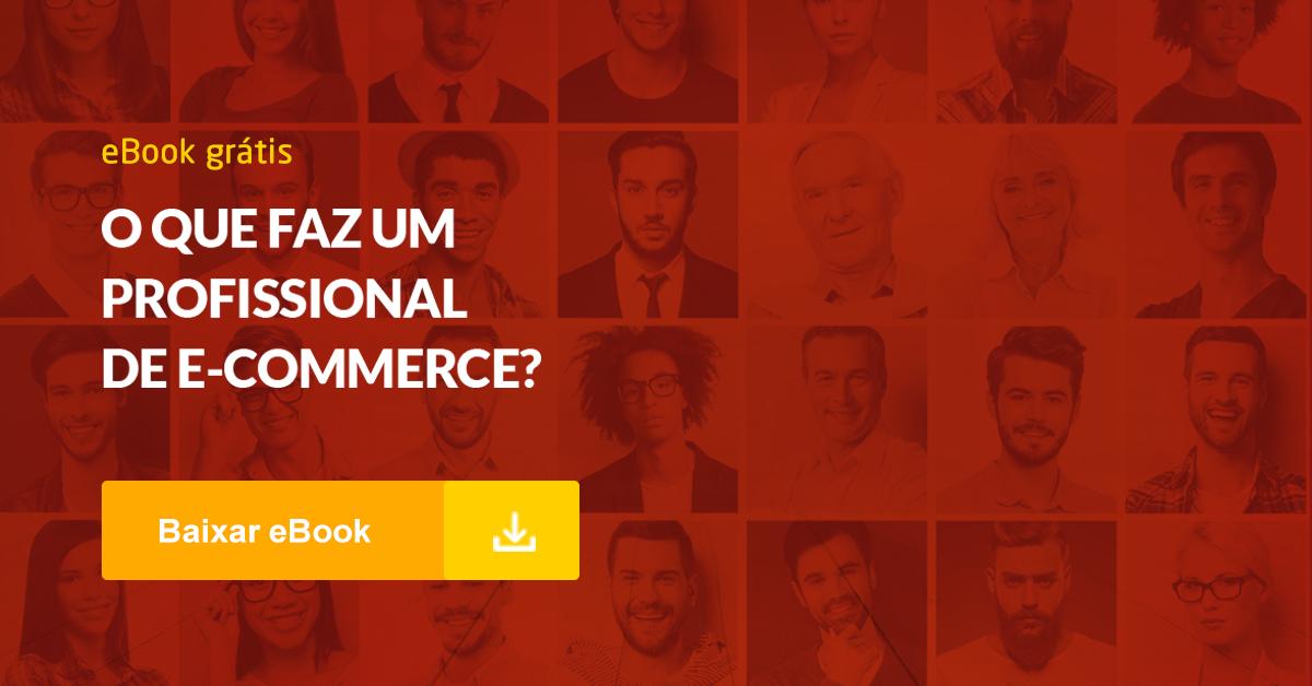 Ebook O Que Faz Um Profissional Do E-Commerce
