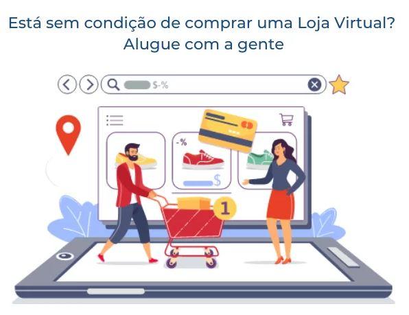 Alugar Loja Virtual
